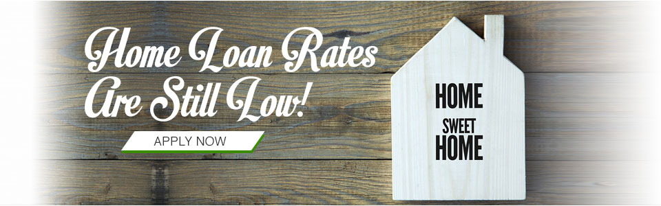 Home loan rates are still low